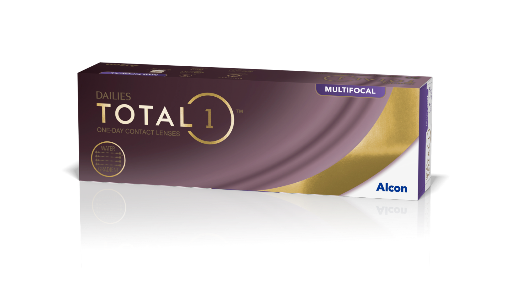 DAILIES TOTAL1 ® Multifocal